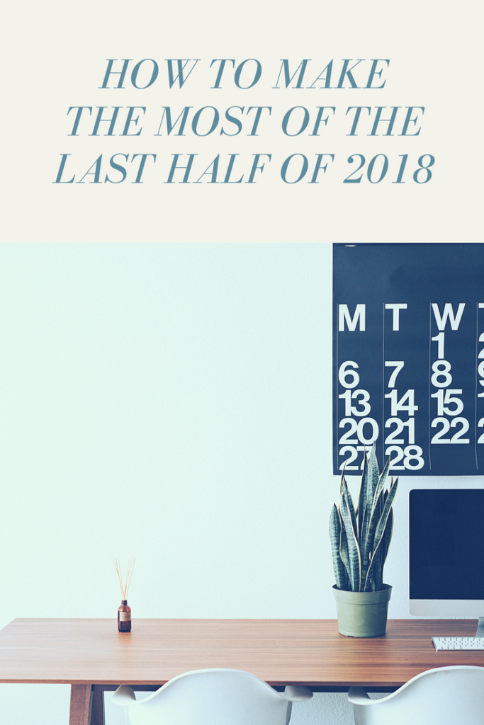 last half of 2018