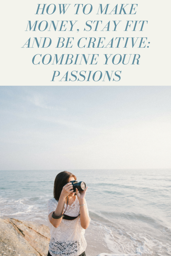 combine your passions
