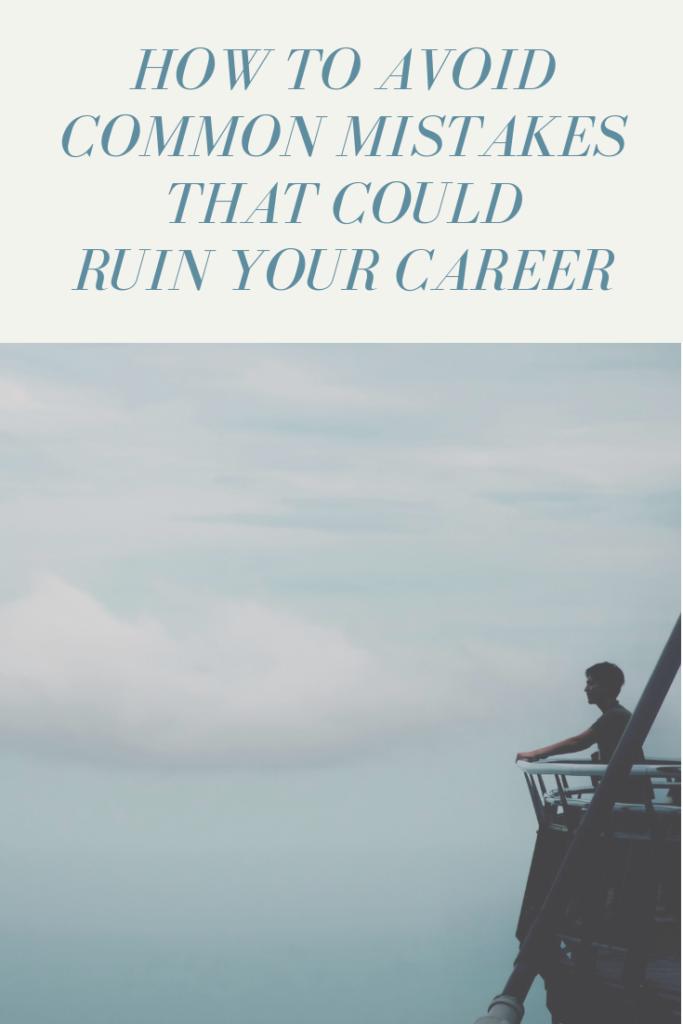 career ruin
