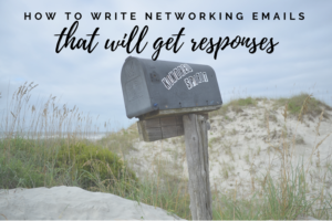 networking emails