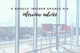 Google insider