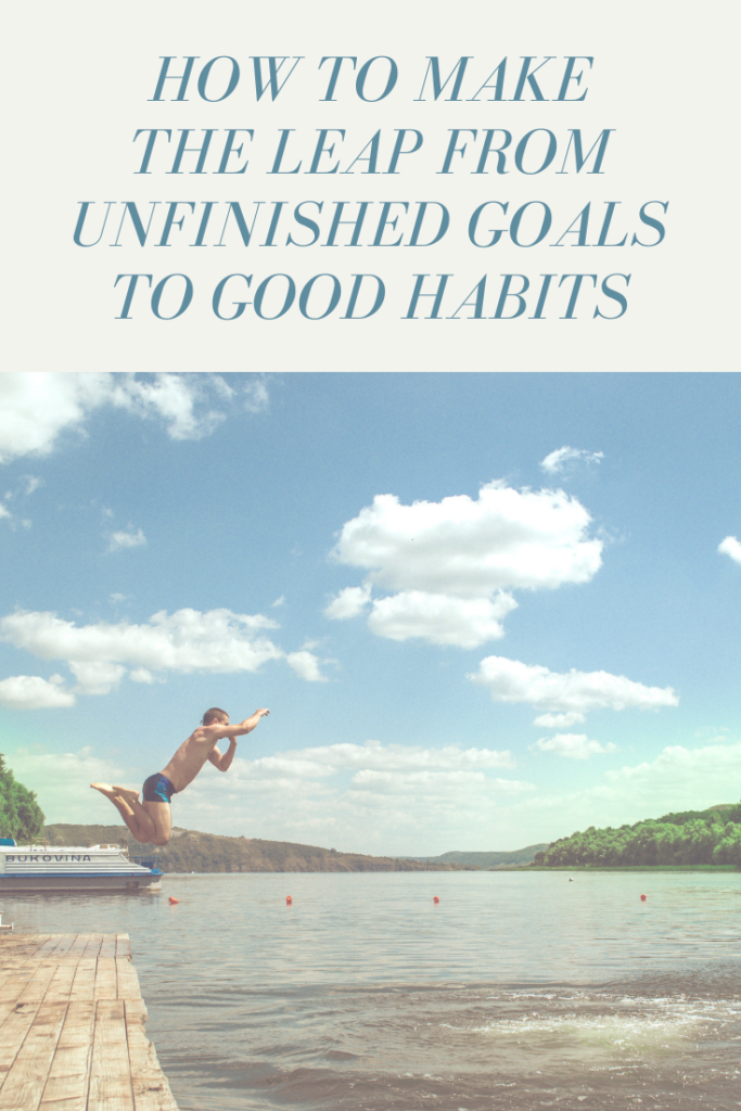 unfinished goals