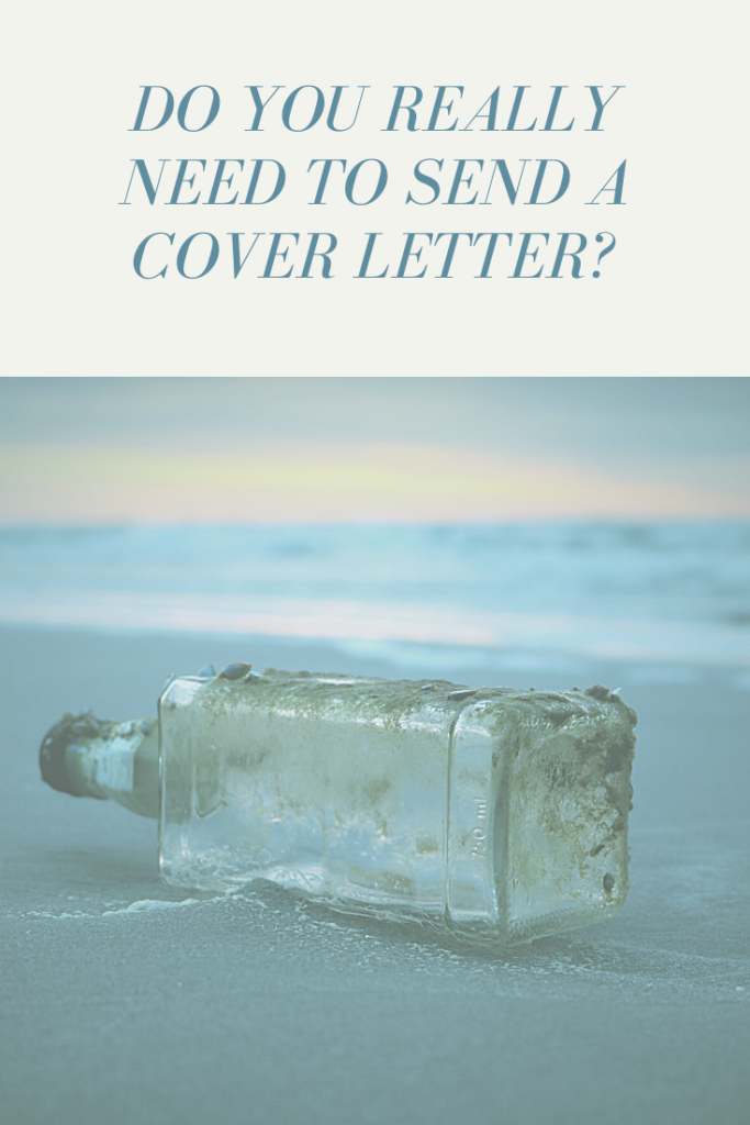 Do I Really Need A Cover Letter from www.panashstyle.com